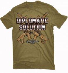 DIPLOMATIC SOLUCION