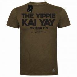 THE YIPPIE KAI YAY