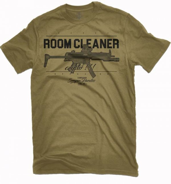 ROOM CLEANER