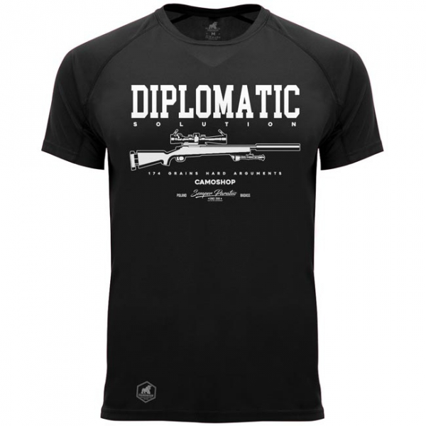 DIPLOMATIC SOLUTION - TERMOAKTYWNA