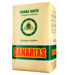 Yerba Mate Canarias Te Verde Jengibre 500g