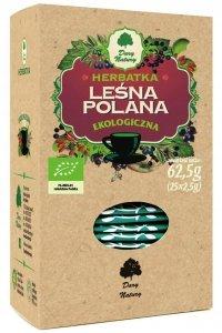HERBATA LEŚNA POLANA BIO (25 x 2,5g) DARY NATURY