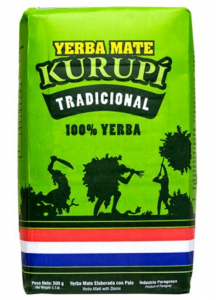 Yerba Mate Kurupi Tradicional Elaborada 500g - PRZECENA