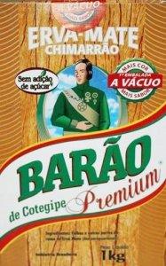 Yerba Mate Barao de Cotegipe PREMIUM 1kg