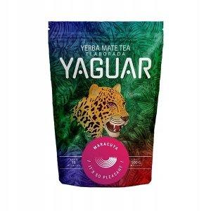 Yerba Mate Yaguar Maracuya Marakuja 0,5kg 500g