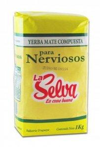 Yerba Mate La Selva para Nerviosos 1 kg - RELAX