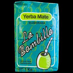 Yerba Mate La Bombilla Paragwajska 1kg