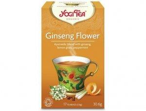 Herbata Harmonia Żeń Szeń Bio 17x1,8g Yogi Tea