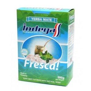 Yerba Mate Indega Fresca z miętą 500g