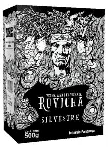 Yerba Mate Ruvicha Silvestre 250g