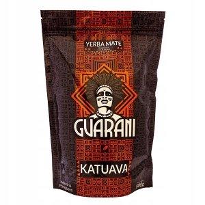 Yerba Mate Guarani Katuava Burrito 500g PARAGWAJ