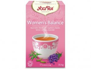 Herbata Dla Kobiet Równowaga Bio 17x1,8g Yogi Tea