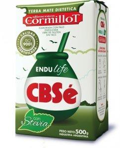 Yerba Mate CBSe Stevia Endulife - 500g - Stewia