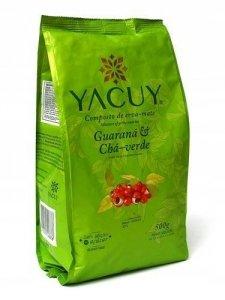 Yerba Mate Yacuy Guarana + Zielona Herbata 500g