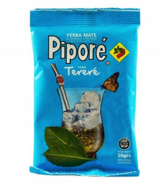 Yerba Mate Pipore Terere - 50g Idealna na lato!