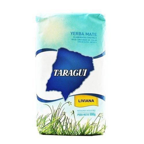 Yerba Mate Taragui TERERE Liviana 500g mniej pyłu