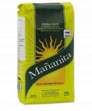 Yerba Mate Elaborada Mananita 500g - Las Marias