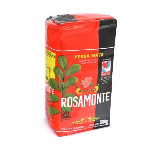 Yerba Mate Rosamonte Klasyczna 500g Różany Aromat