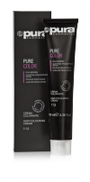 PURA PURE COLOR FARBA DO WŁOSÓW 100ML 7/41 Medium Marron Glace Blond