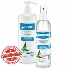BARBICIDE HAND DISINFECTION do dezynfekcji rąk i skóry 250 ml
