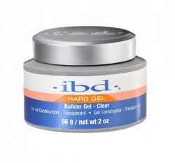 IBD HARD GEL ŻEL BUDUJĄCY PRZEŹROCZYSTY UV CLEAR 56G