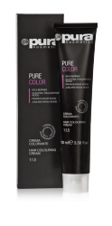 PURA PURE COLOR FARBA DO WŁOSÓW 100ML 5/0 Light Brown