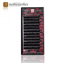 NOBLE LASHES RUSSIAN VOLUME C 0,15 9 MM