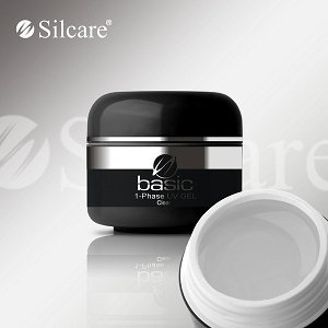 SILCARE BASIC 1-PHASE UV GEL CLEAR 15 ML
