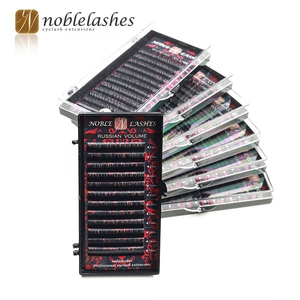 NOBLE LASHES RUSSIAN VOLUME C 0,1 6 MM