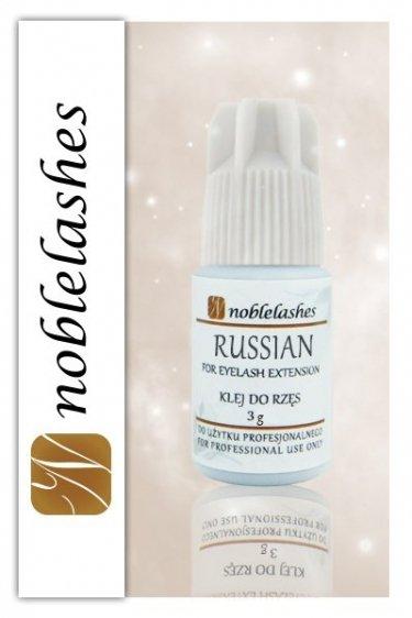 NOBLE LASHES RUSSIAN KLEJ DO RZĘS 3 G