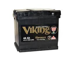 Akumulator VIKING BRONZE 12V 44Ah 390A