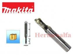 FREZ DO DREWNA PROSTY (1 ROWEK) 8mm MAKITA D-10023 szerokość ostrza 5mm
