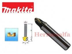 FREZ DO PROFILI PÓŁOKRĄGŁYCH R3 8mm MAKITA D-10774