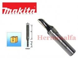 FREZ DO DREWNA PROSTY (1 ROWEK) 8mm MAKITA D-10017 szerokość ostrza 4mm