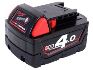 AKUMULATOR MILWAUKEE M18B4 18V 4,0Ah