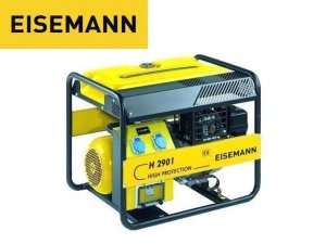 GENERATOR AGREGAT PRĄDOTWÓRCZY EISEMANN H2901