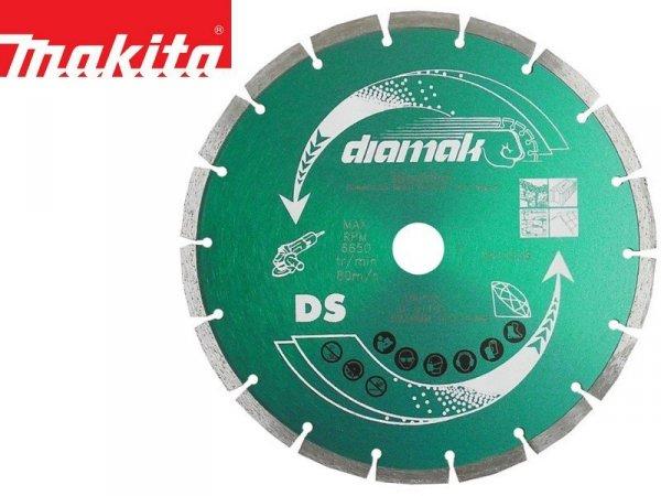DIAMENTOWA TARCZA TNĄCA 230mm MAKITA D-61145