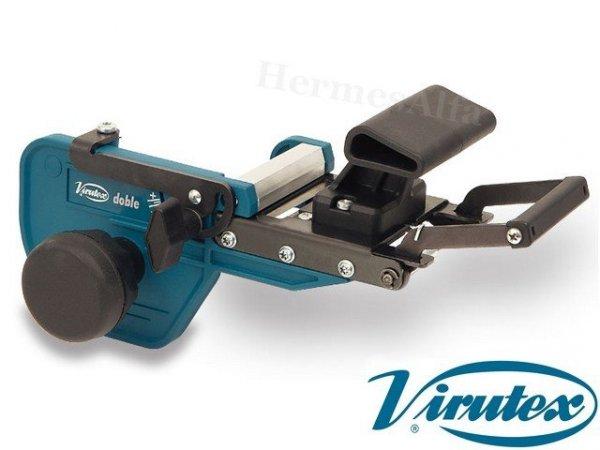RĘCZNA GILOTYNKA DO PRZYCINANIA OBRZEŻY PCV do 3mm VIRUTEX RC321S