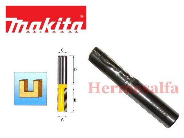 FREZ DO DREWNA PROSTY 12mm MAKITA D-10207 szerokość ostrza 14mm