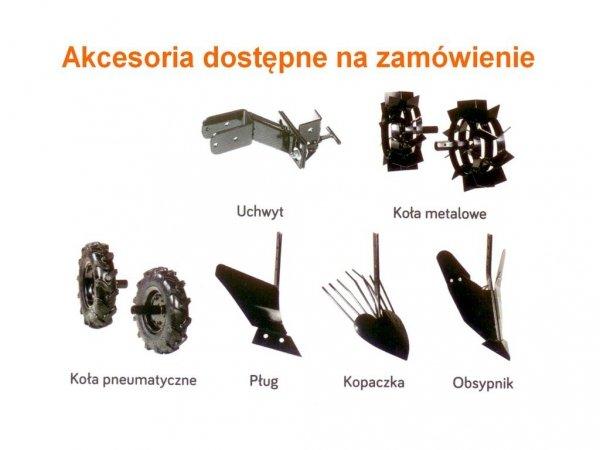 GLEBOGRYZARKA SPALINOWA OLEO-MAC MH197RKS35 6,0KM