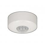 Czujnik ruchu sufitowy 360 st. IP20, 1200W, biały