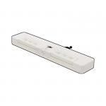 Bat.lampka 2x3 LED podszafkowa z czujn. ruchu 3xAA