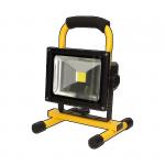 Naświetlacz roboczy z akum., 800lm, ROBOTIX LED