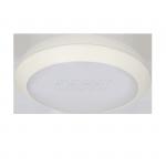Plafon BRYZA LED, biały,15W,IP66