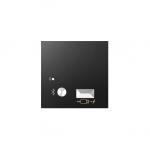 Pokrywa do odbiornika Bluetooth i ładowarki USB grafit