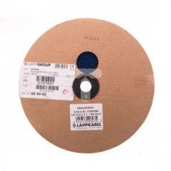Końcówka tulejkowa izolowana DIN-SPULE 2,5 niebieska /krążek=1500szt./