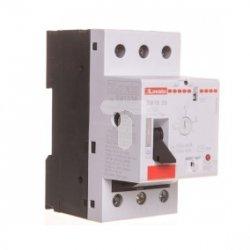 Wyłącznik silnikowy 3P 4kW 6,3-10A 11SM1B36