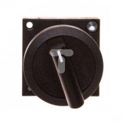 Napęd przełącznika 2 położeniowy czarny bez podświetlenia bez samopowrotu 3SB3000-2LA11