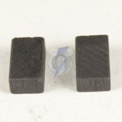 Szczotki węglowe zamienne Bosch zastępują 2610391290 4,86x7,86x13,90mm K00013 /2szt./
