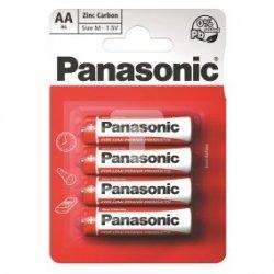 Bateria cynkowo-węglowa R6 / AA 1,5V /blister 4szt./